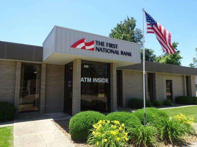 The First National Bank - West Salem