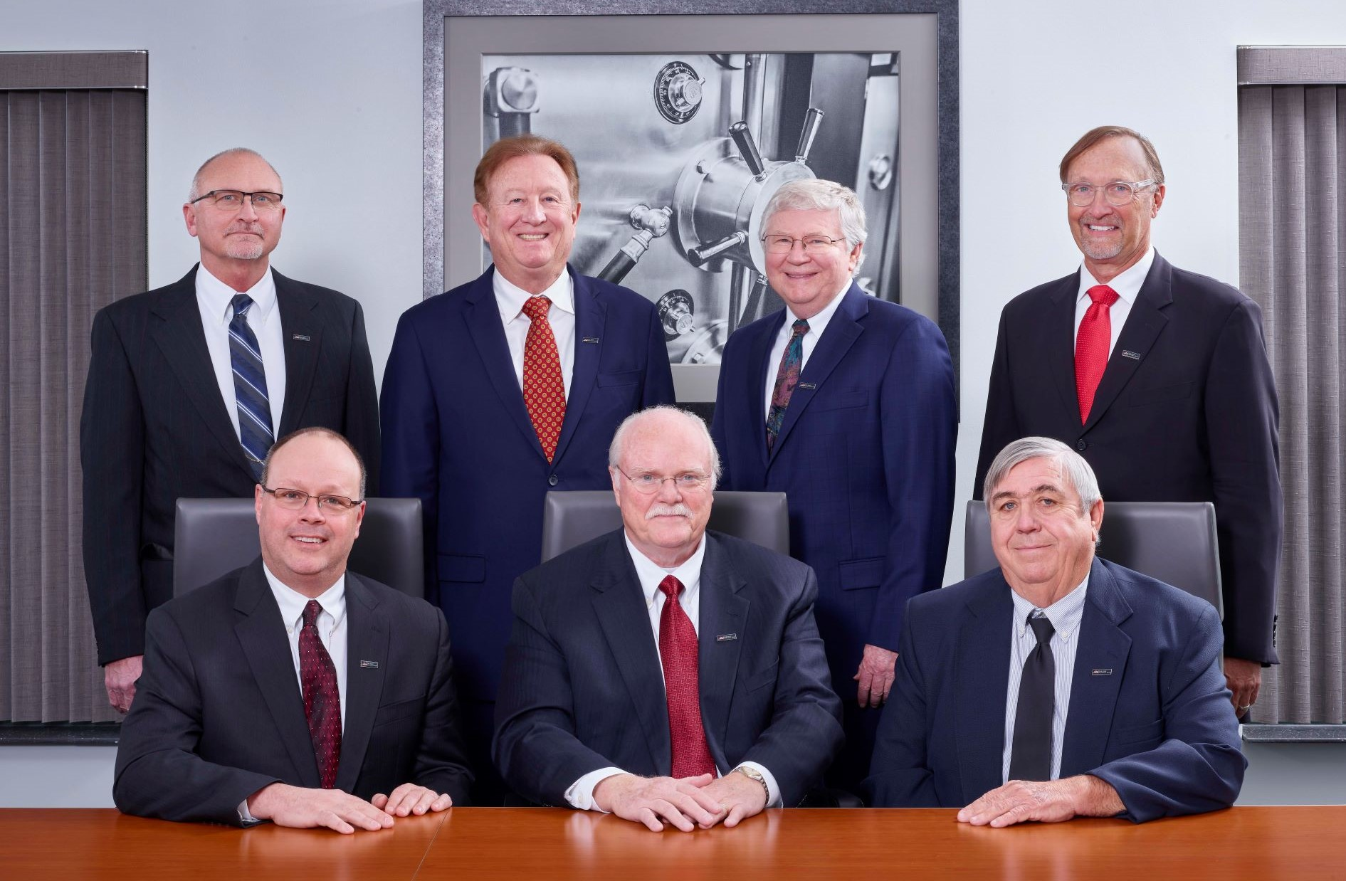 first national bank board of directors